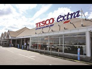 """Tesco's UK brand is """"tarnished"""" with customers dissatisfied with service at the Britain's largest grocer, a new survey showed."""